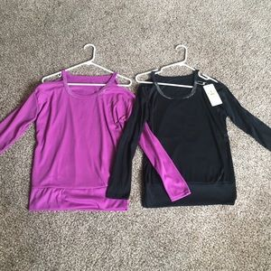 Sweaters - NWT stylish cold shoulder sweaters!